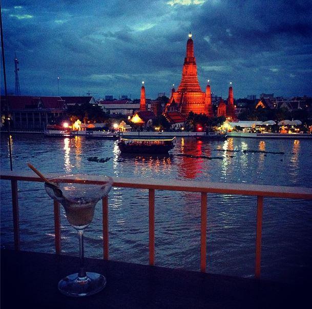 Sala Rattanakosin rooftop bar