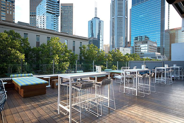 The Imperial on Spring & Bourke has a whole new perspective on life