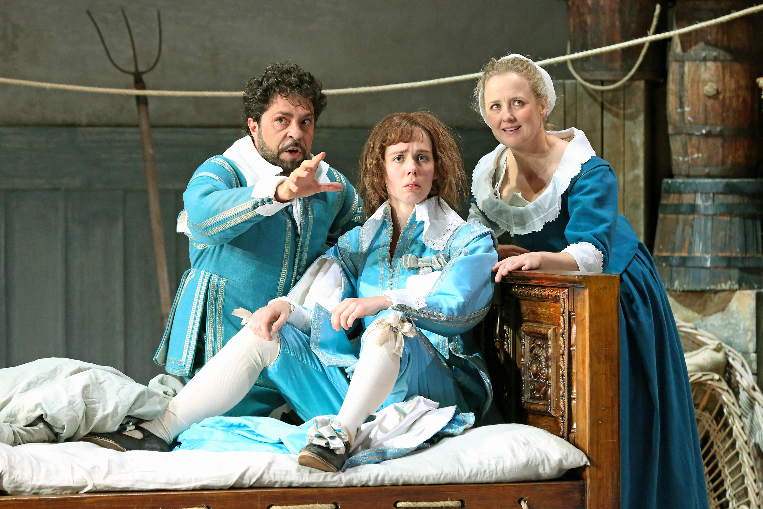 """Cherubino, """"Le nozze di Figaro"""""""