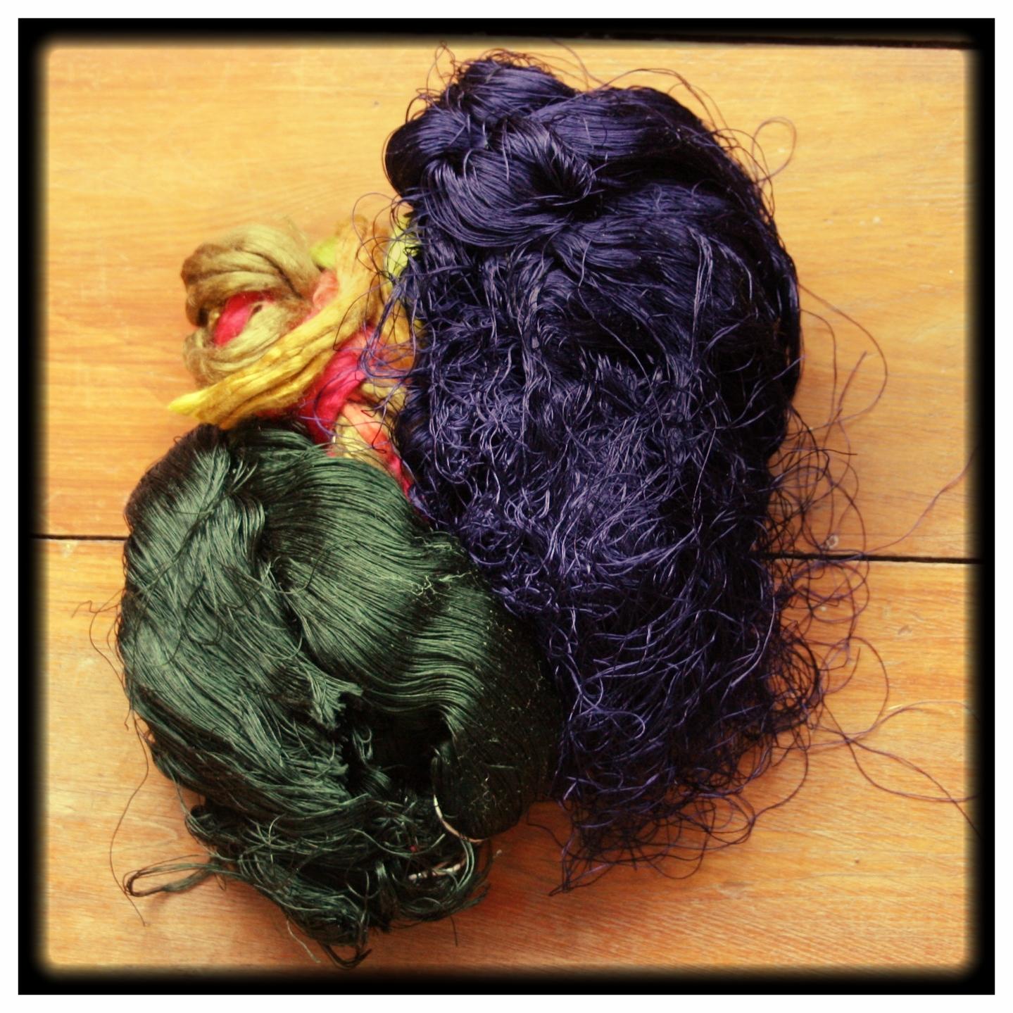 Silk Floss