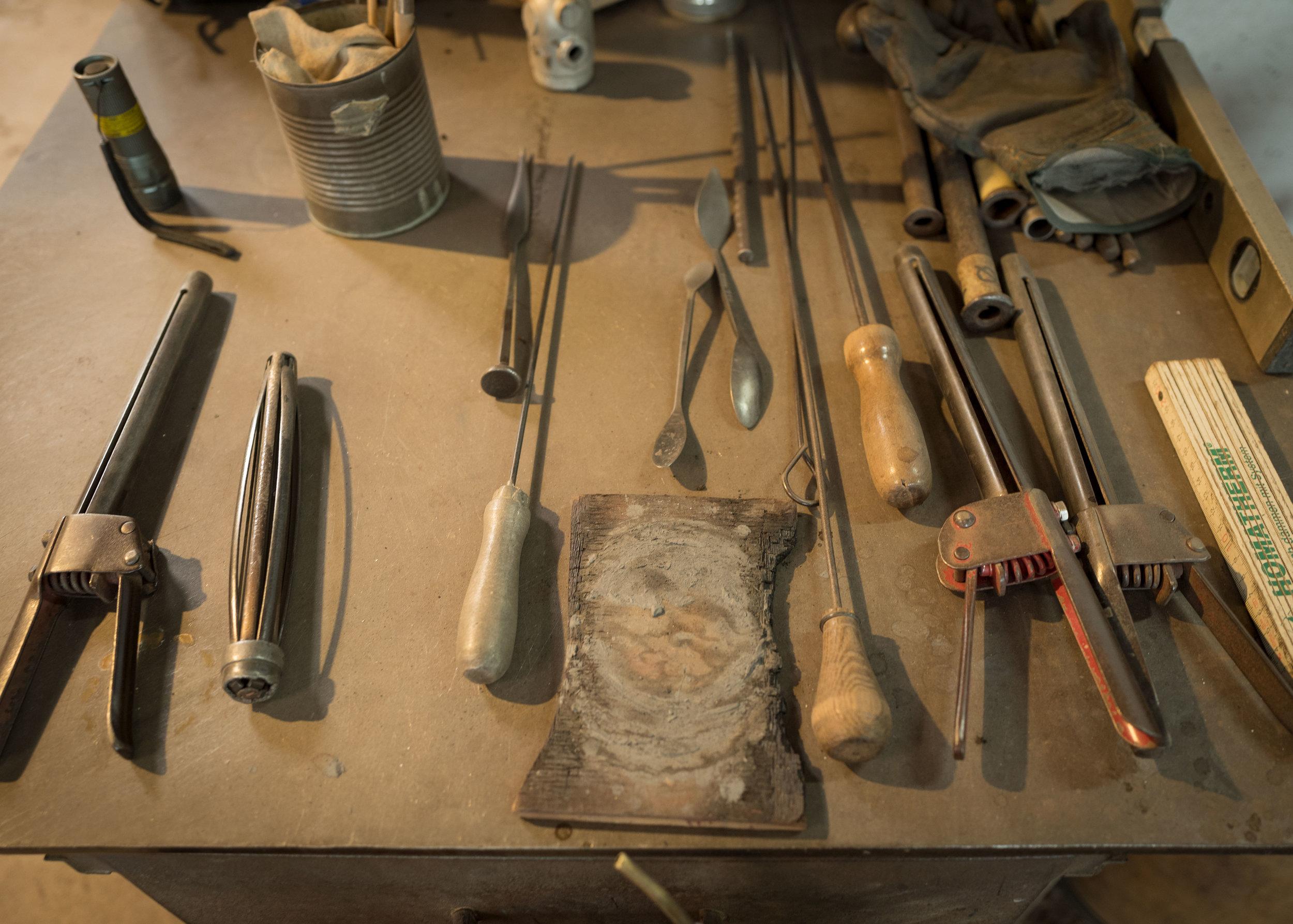 Giesserei Werkzeug