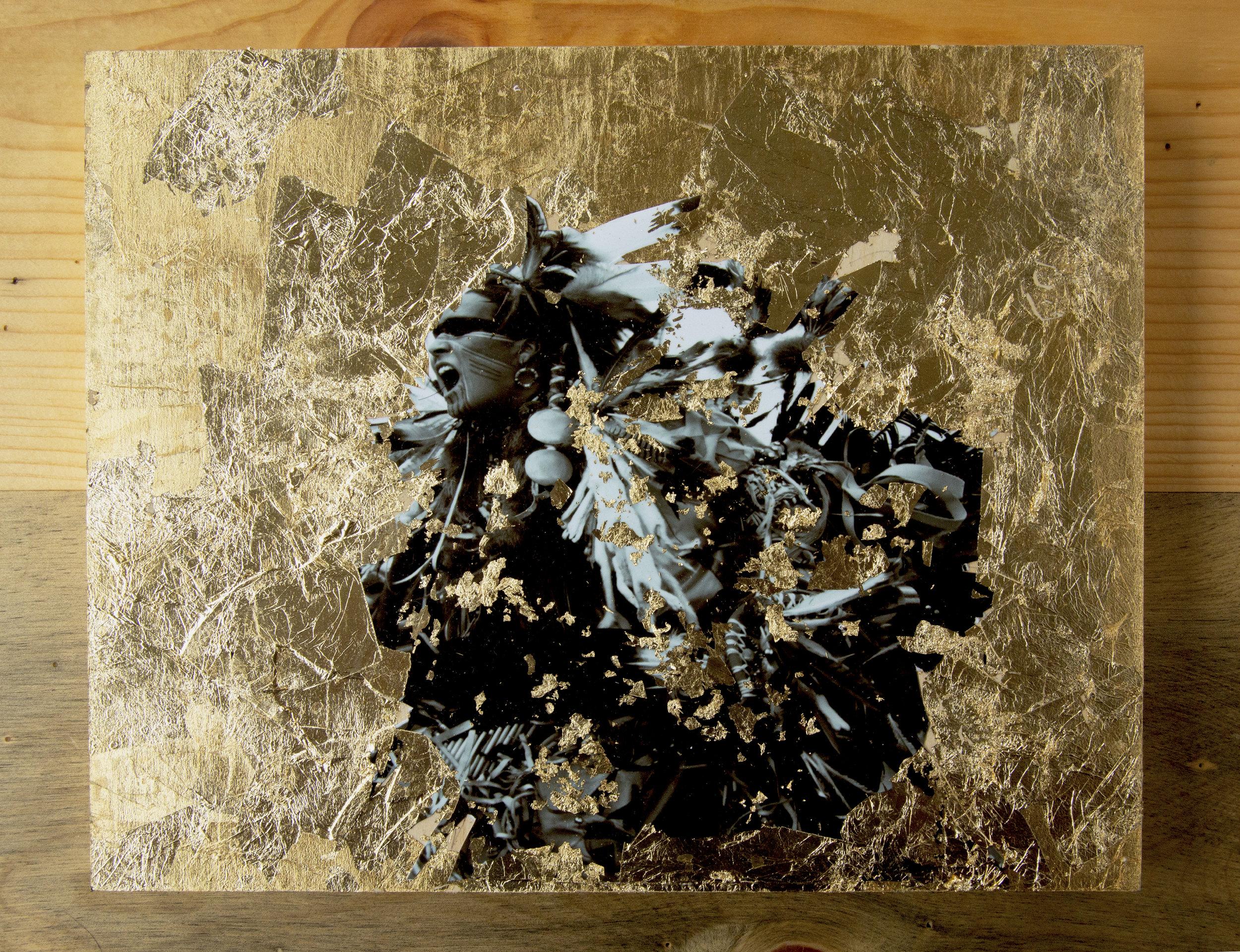 Gold Leaf Image by Robert I Mesa -11x14 05.jpg