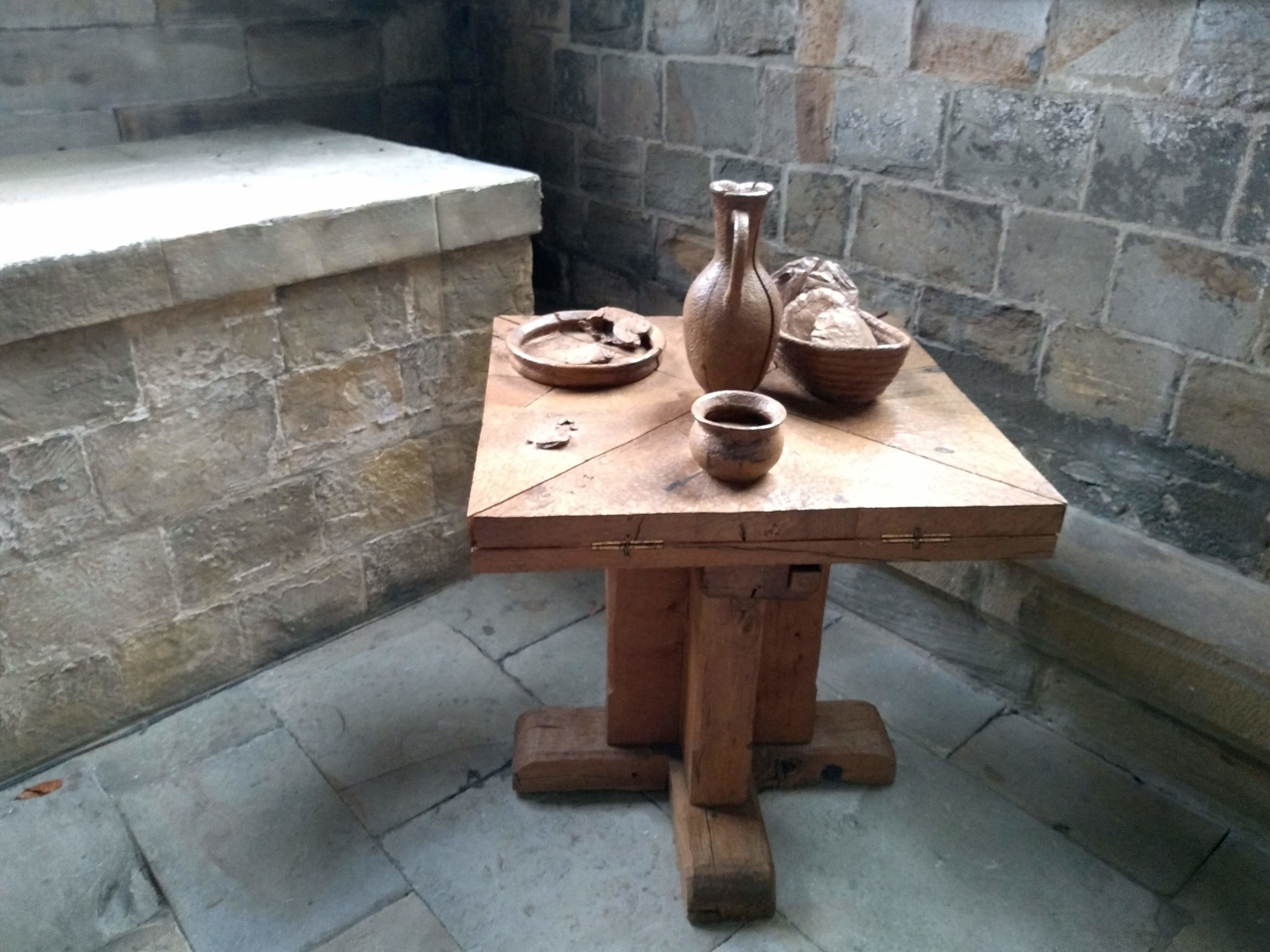 Durham Cathedral, The Last Supper Table by Colin Wilbourn