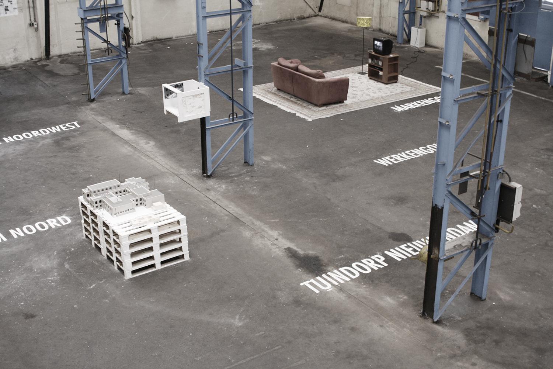 Exhibition Noord Publiek