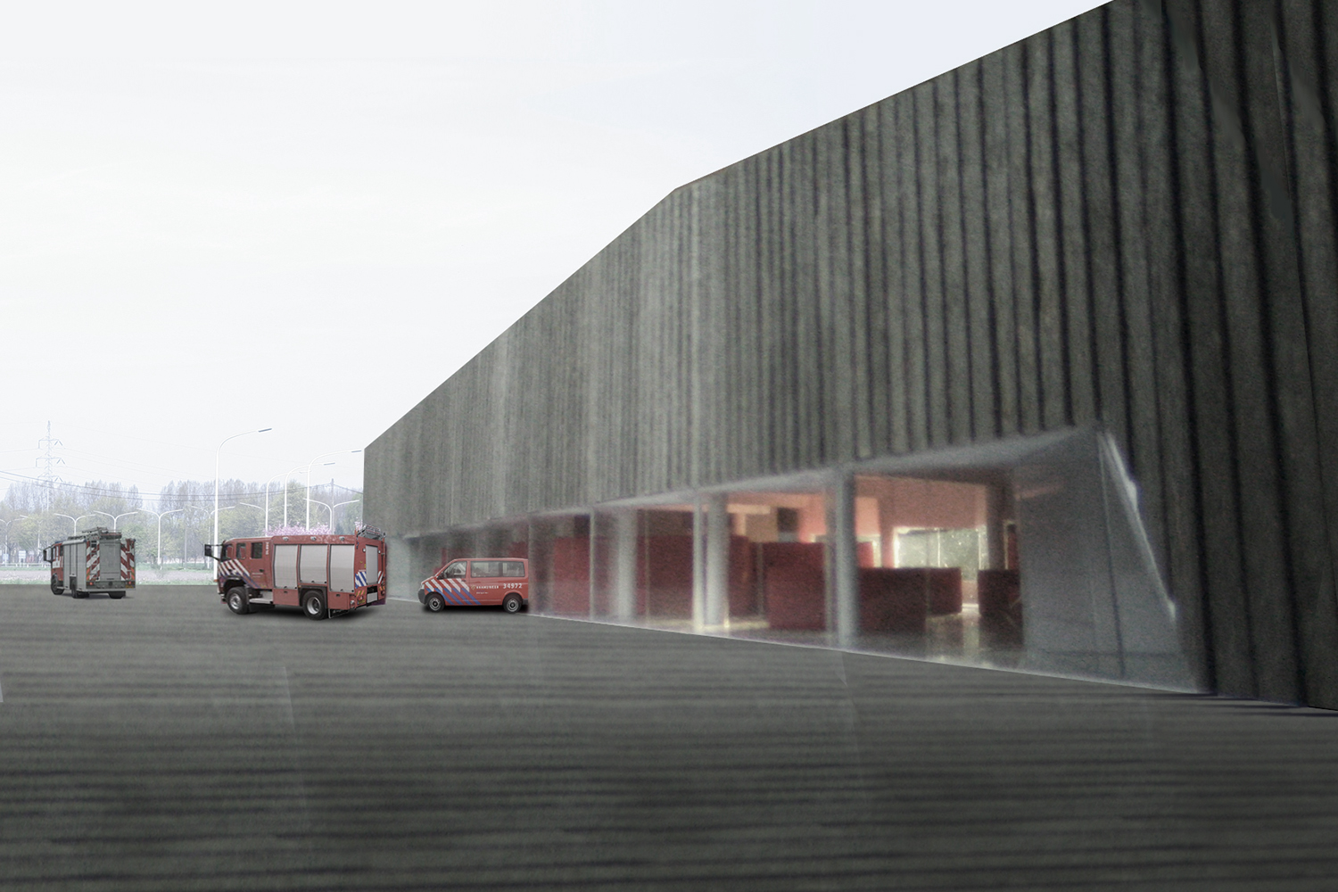 Fire Station Puurs
