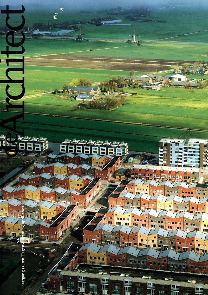 De Architect      Rijkaart    2001