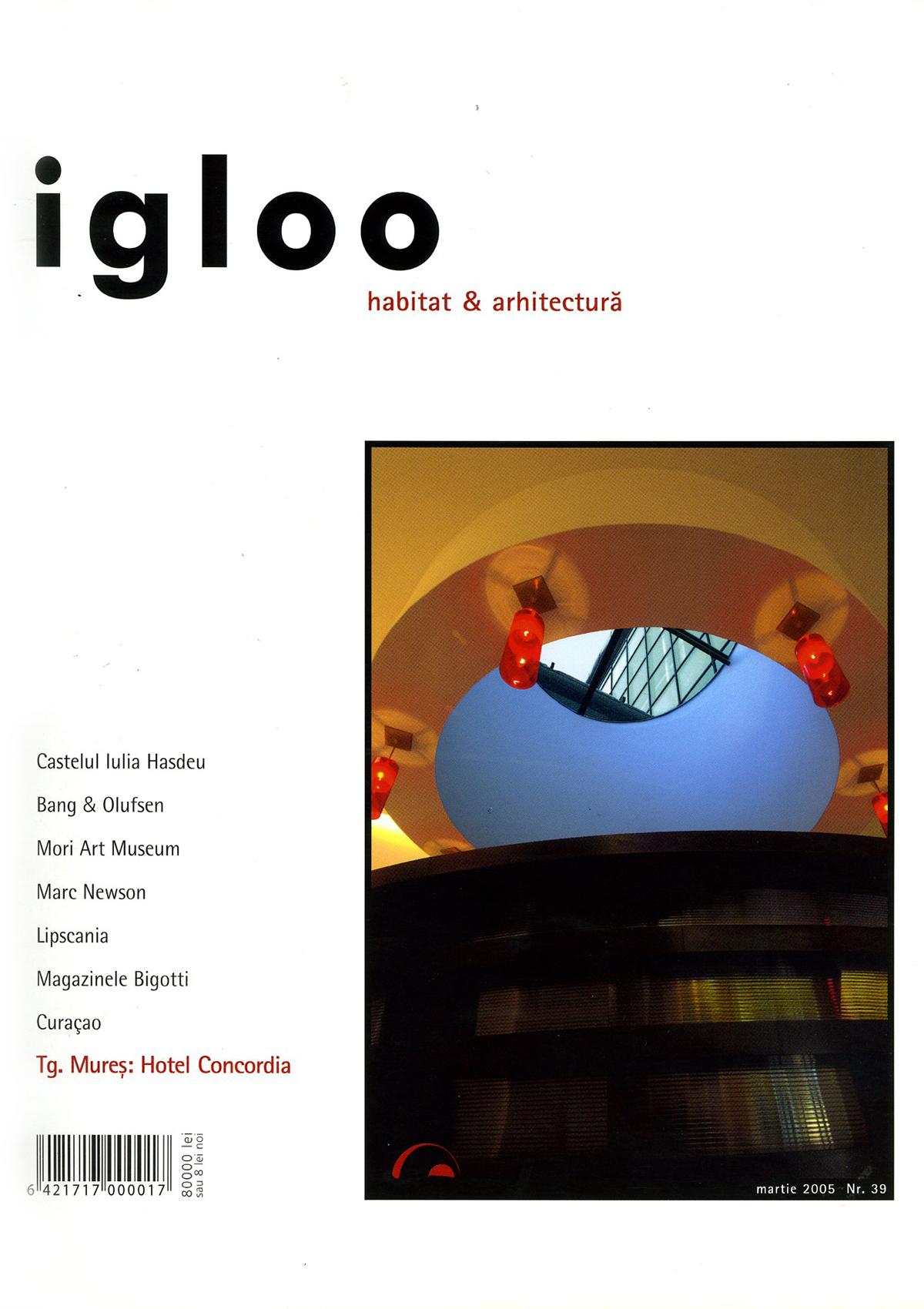 Igloo      Rijkaart     2005