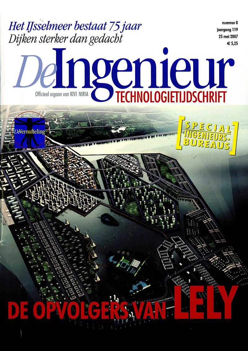 De Ingenieur    Heerema   2007