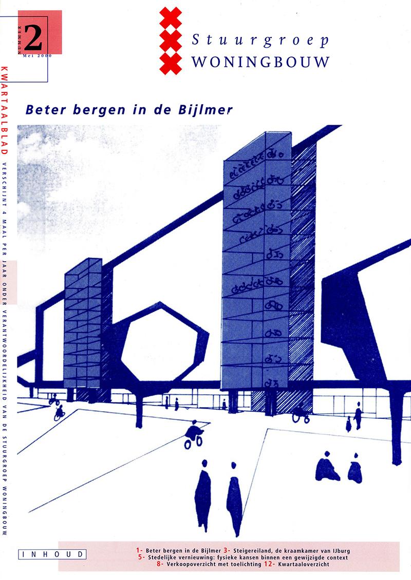 Stuurgroep A'dam    Bijlmer   2000