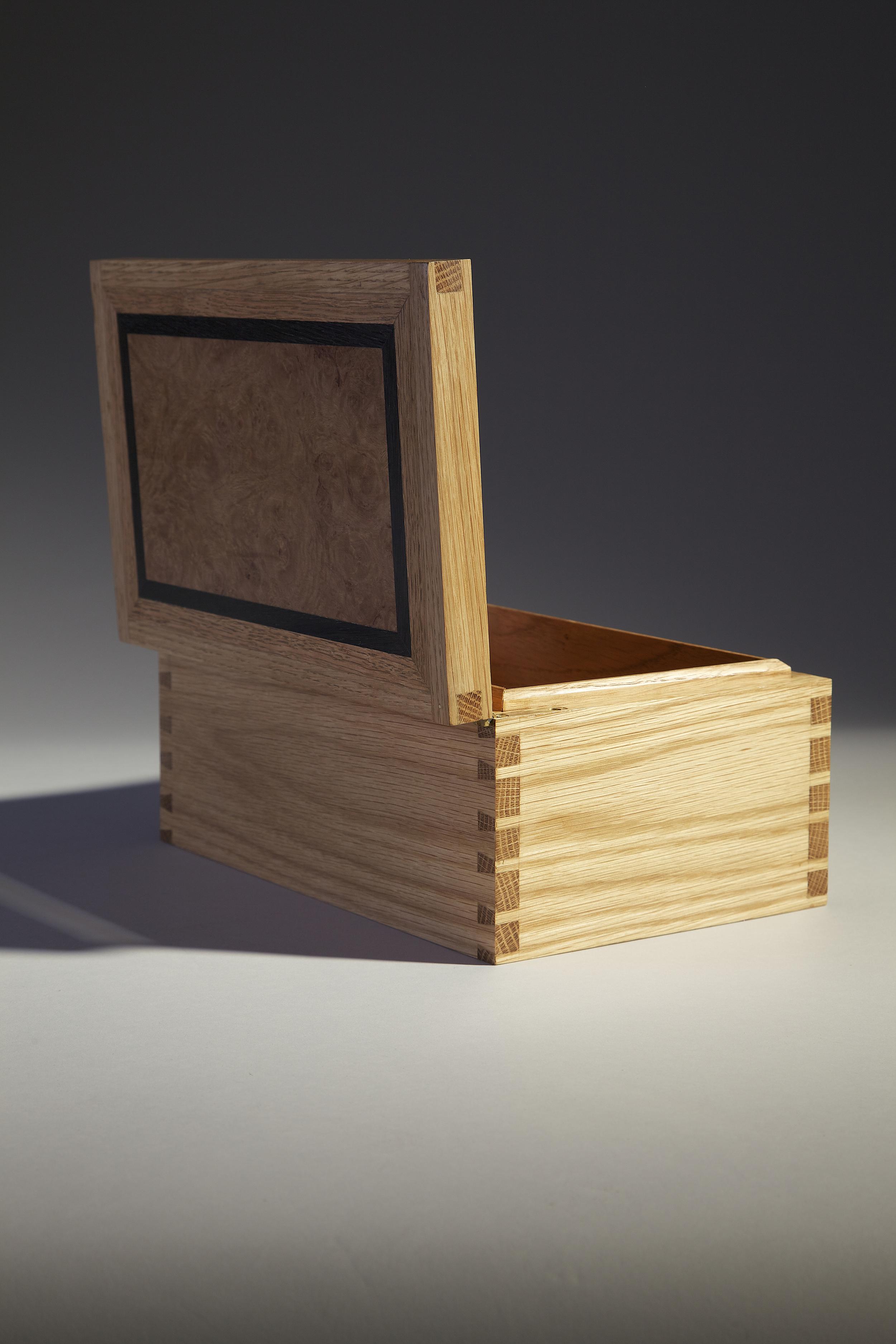 Back of Jewellery Box