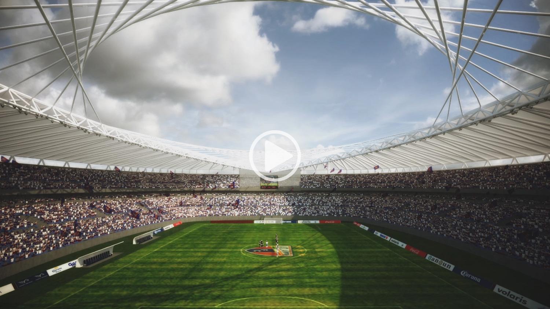 Atlante's Stadium