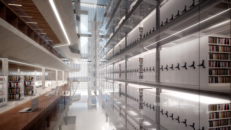 Varna Library competition |  Aidia Studio  | Varna, Bulgary