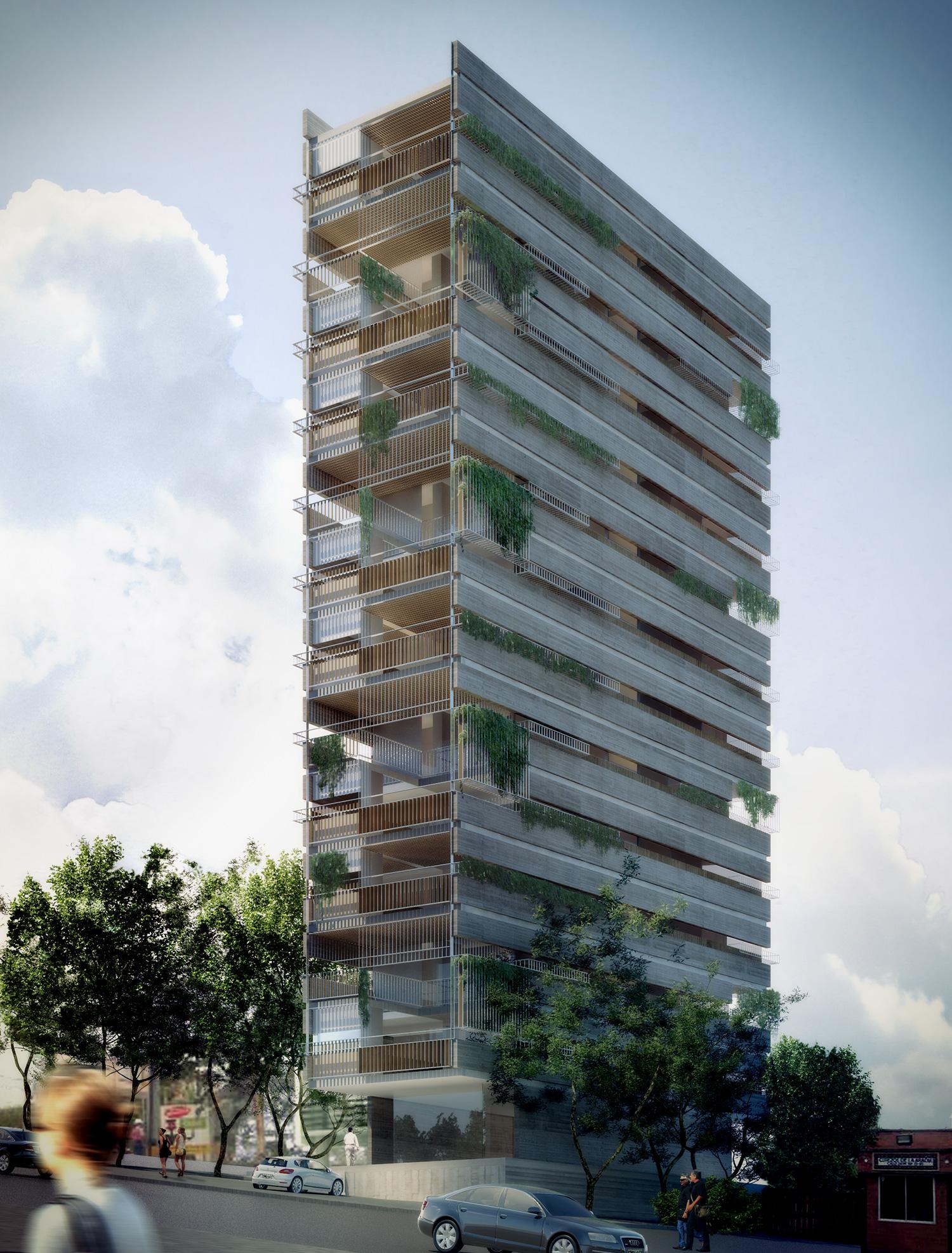 Benedictinos Residences |  b720 Arquitectos  | São Paulo, Brazil