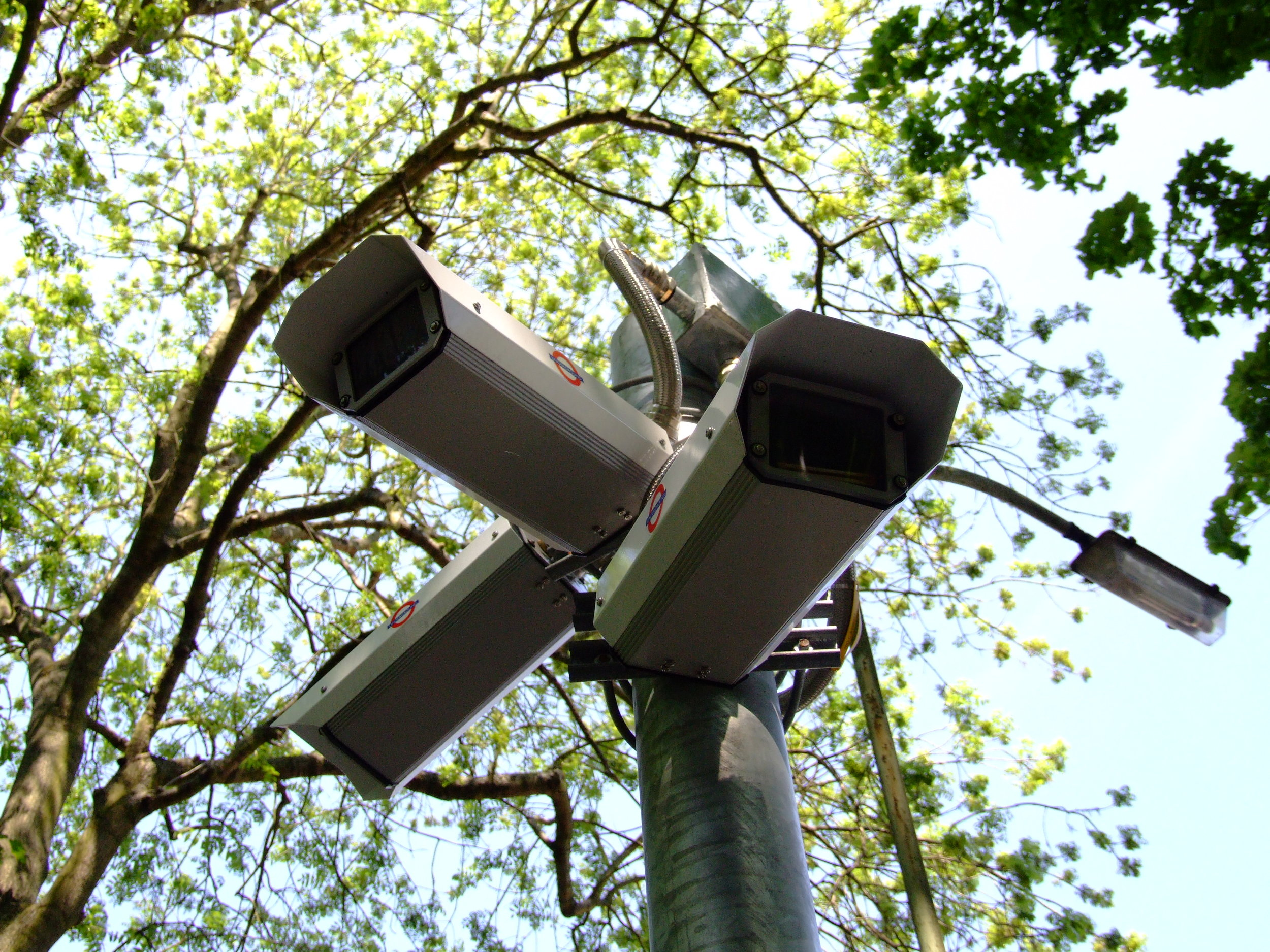 CCTV cameras c/o  R/DV/RS  on flickr.