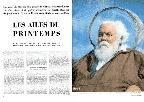 Paris Match N°314 du 02/04/1955