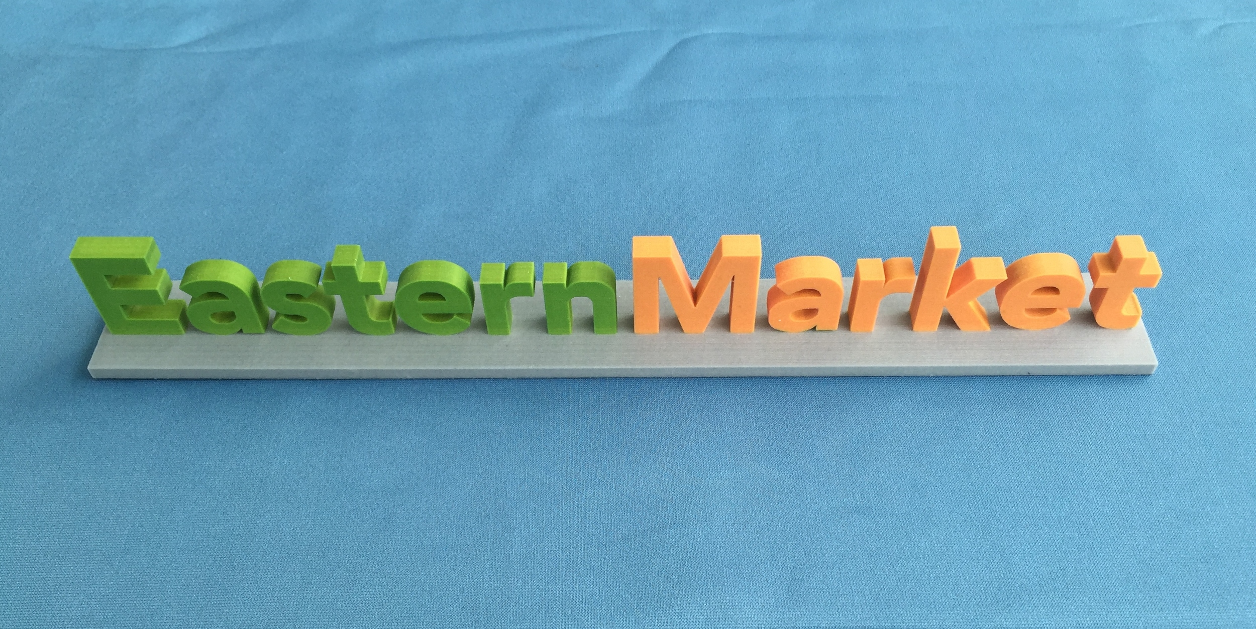 Eastern Market Letters 3 D Printed in Color 10 6 15.JPG