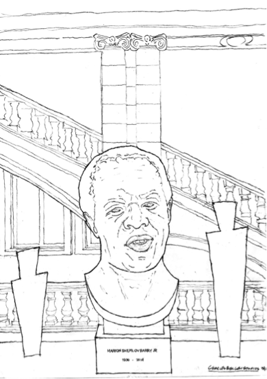 The Marion Barry Project