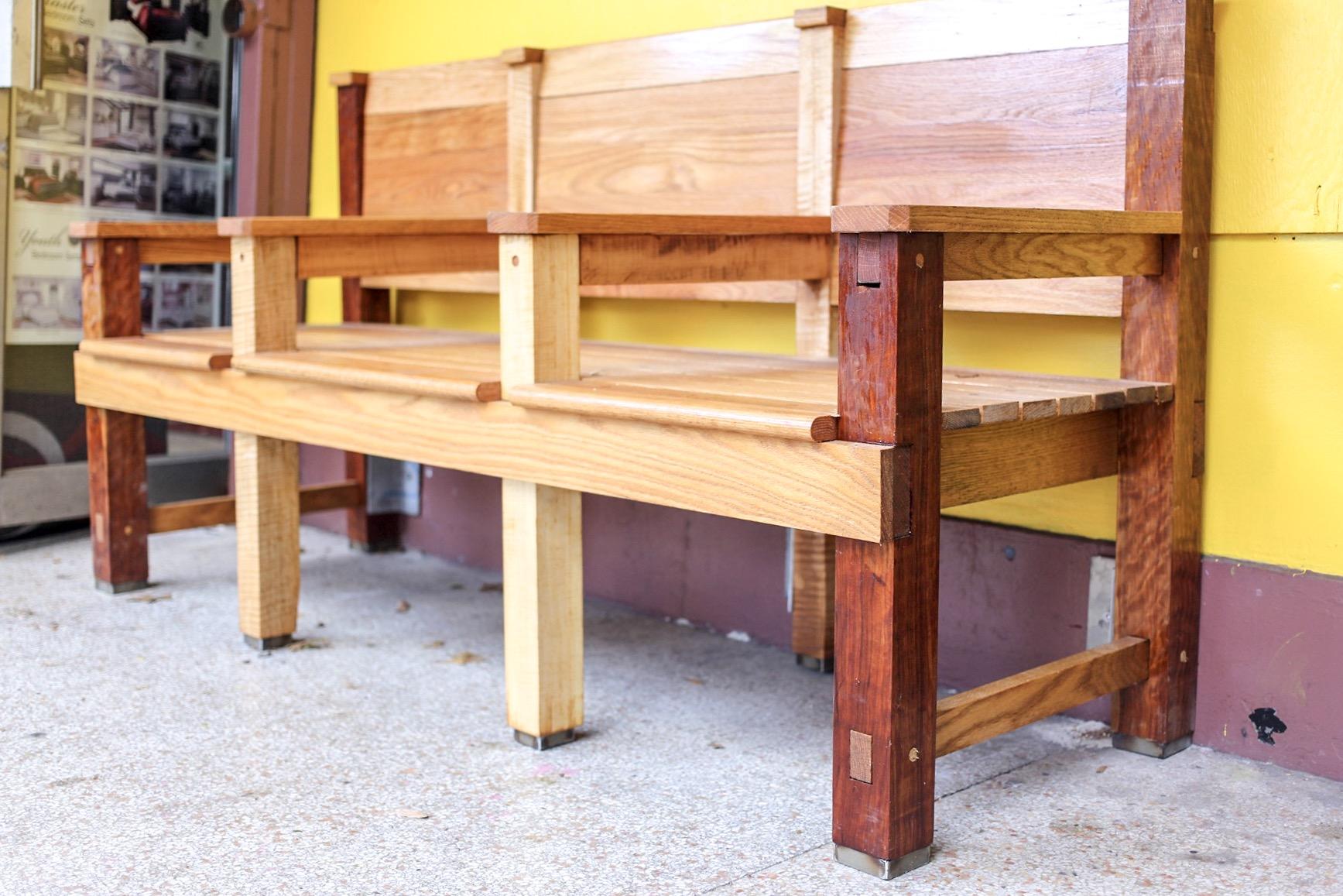 Dance Loft Bench