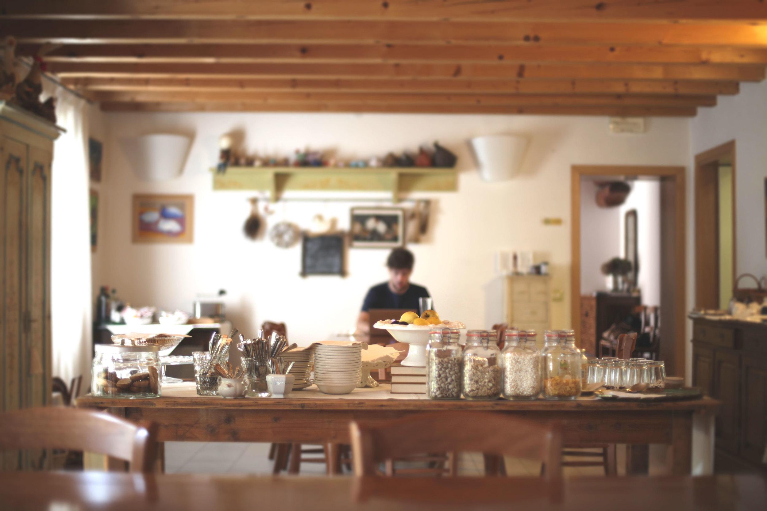Un Agriturismo nel centro del Veneto   per vacanza o per lavoro?    Vedi le camere