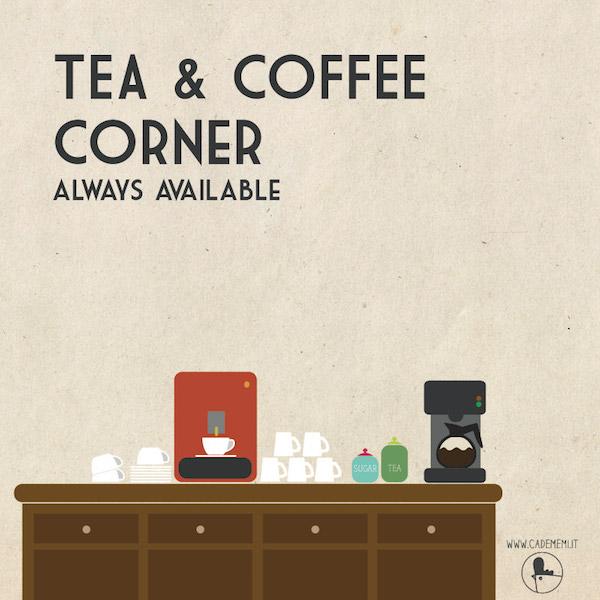 Coffee Corner Agriturismo