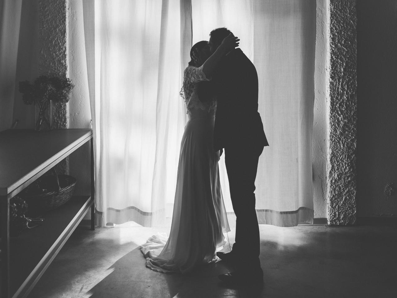 Laura e Alberto, gli sposi