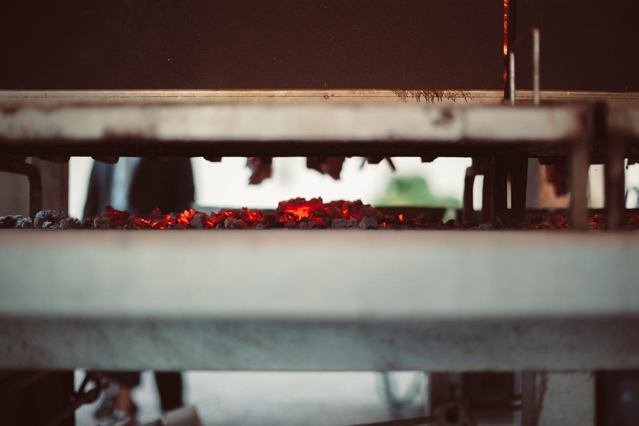 Carboni che ardono