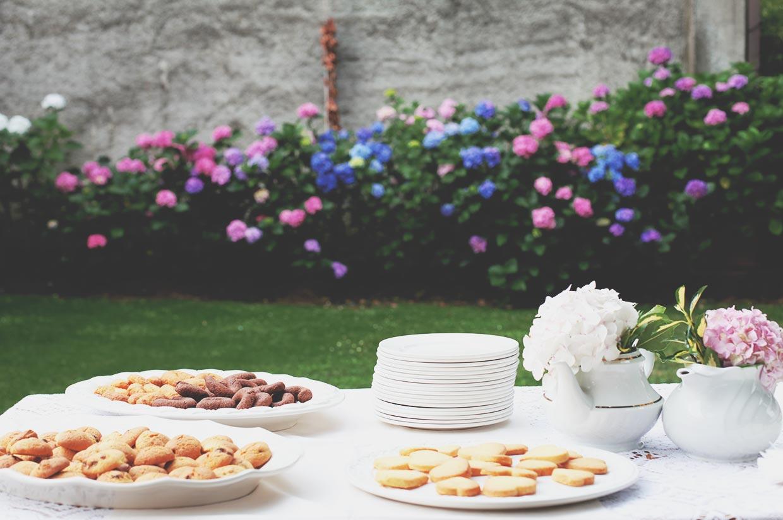 Angolo di biscotti