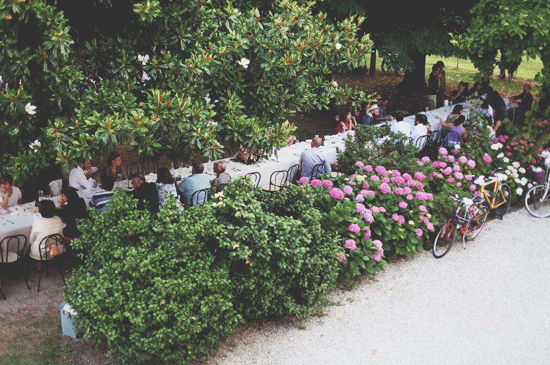 Sotto alla magnolia