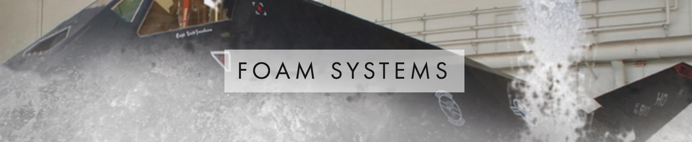 FOAM SYSTEM SOLUTIONS