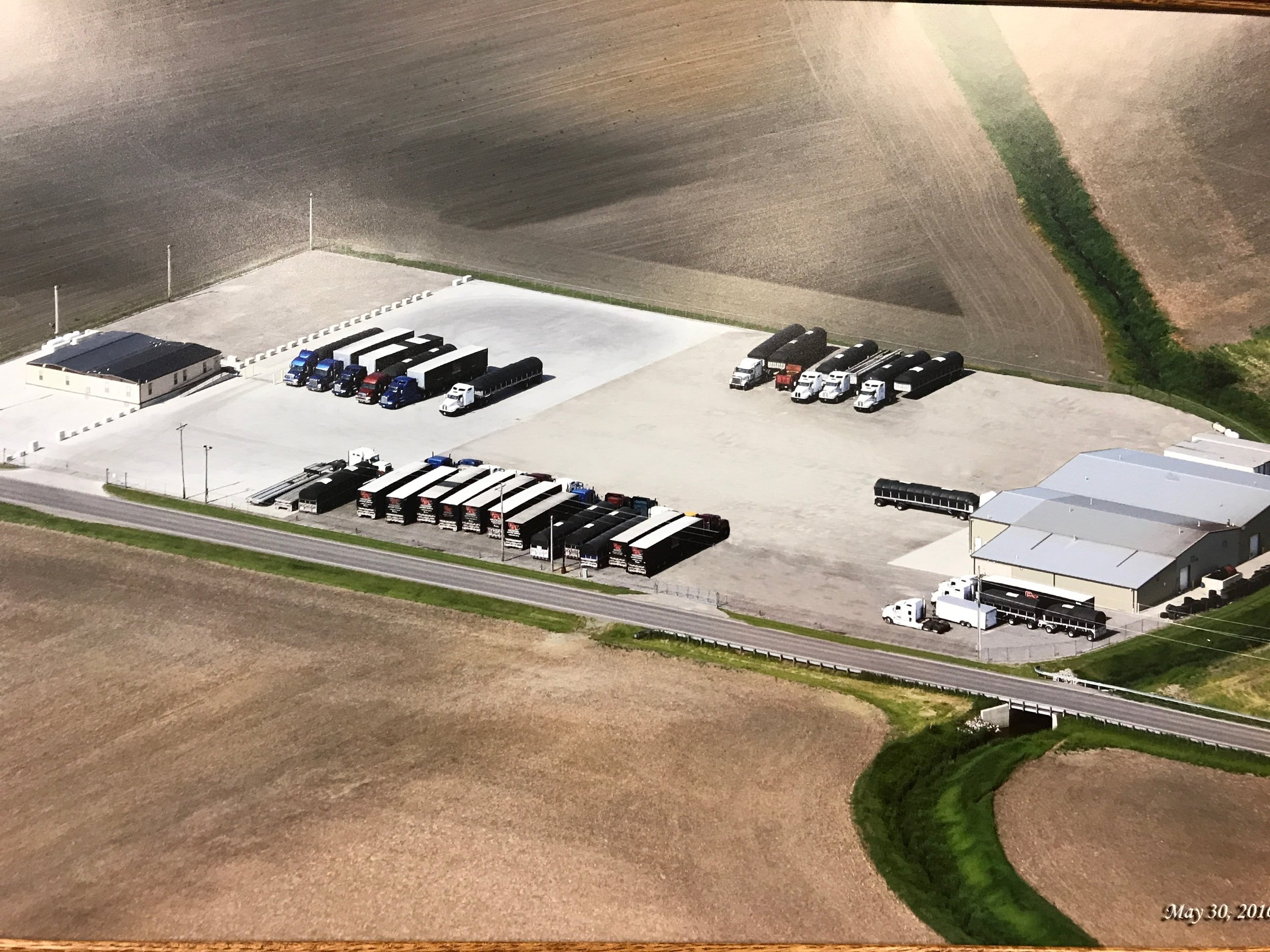 PGT Leipsic Terminal - Leipsic, OH is our home base of operations for drivers and owner operators alike. Secured parking, maintenance facility, axle scale, 24hr driver lounge and shower room, and free WIFI. 6302 Road 5, Leipsic, OH 45856 419-943-3437 419-943-3438 fax leipsic@pgttrucking.com