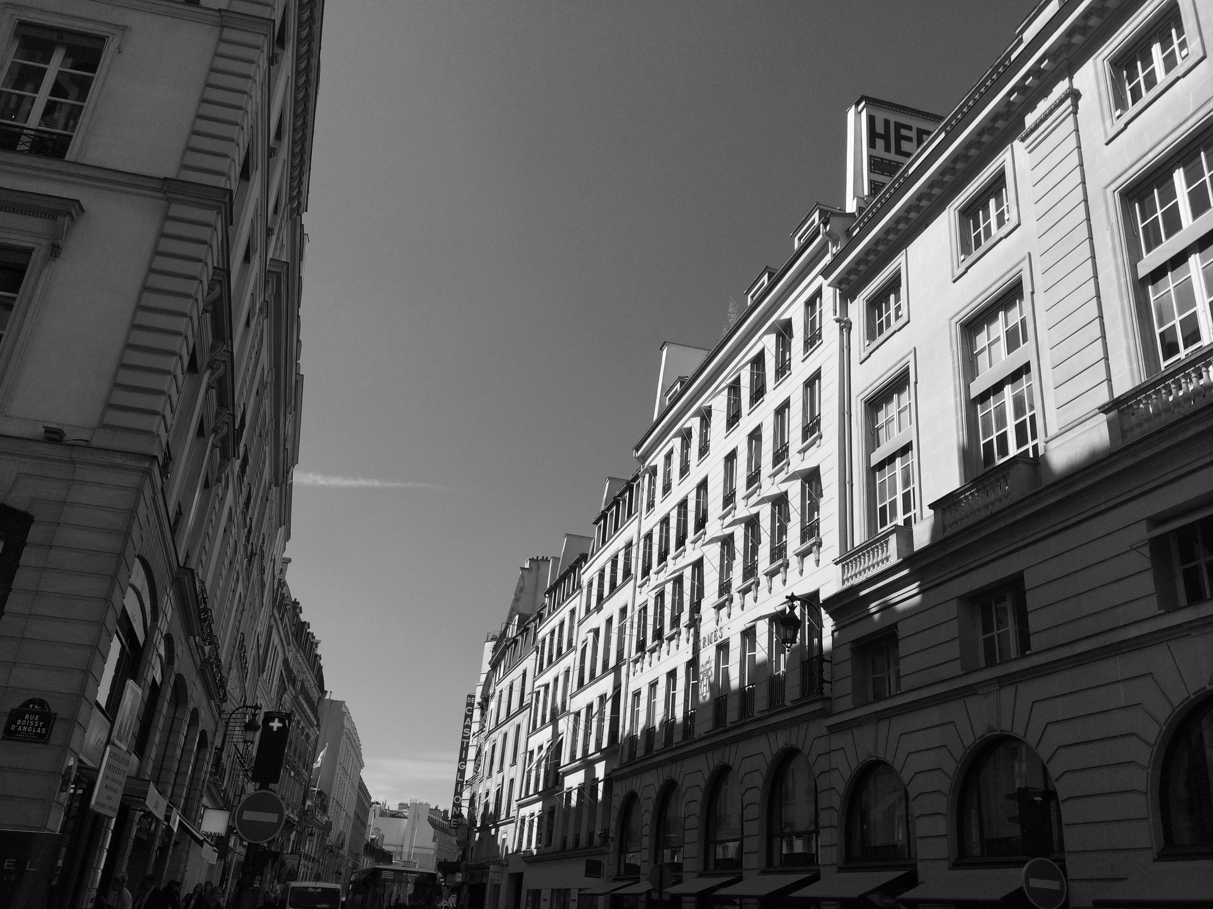 Paris, Faubourg Saint-Honoré