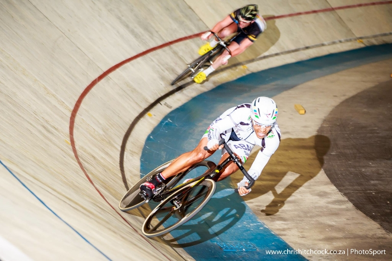 Multiple National Track Champion and 2012 World Champs silver medallist Nolan Hoffman will form part of the national team challenge at the African Track Cycling Championships in Pietermaritzburg from 21 to 25 January 2015 © chrishitchcock.co.za/Gameplan Media