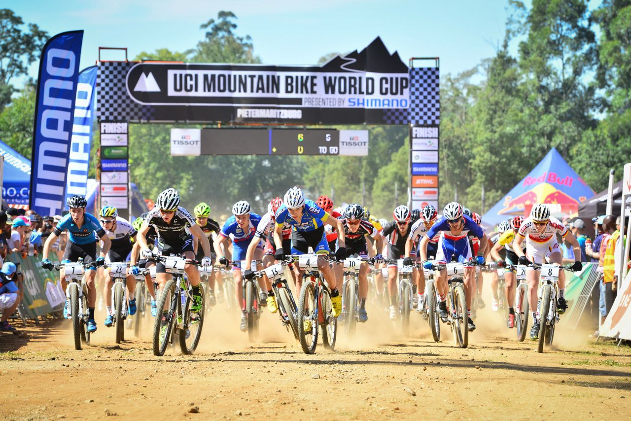While the UCI MTB World Cup may not be heading for South Africa in 2015, the 2015 Pietermaritzburg Mountain Bike Festival that will take place at Cascades MTB Park from Friday 3-Sunday 5 April promises to bring a frenzy of top local, national and international mountain biking activity to Africa's Bike City. Photo Credit: Darren Goddard/Gameplan Media
