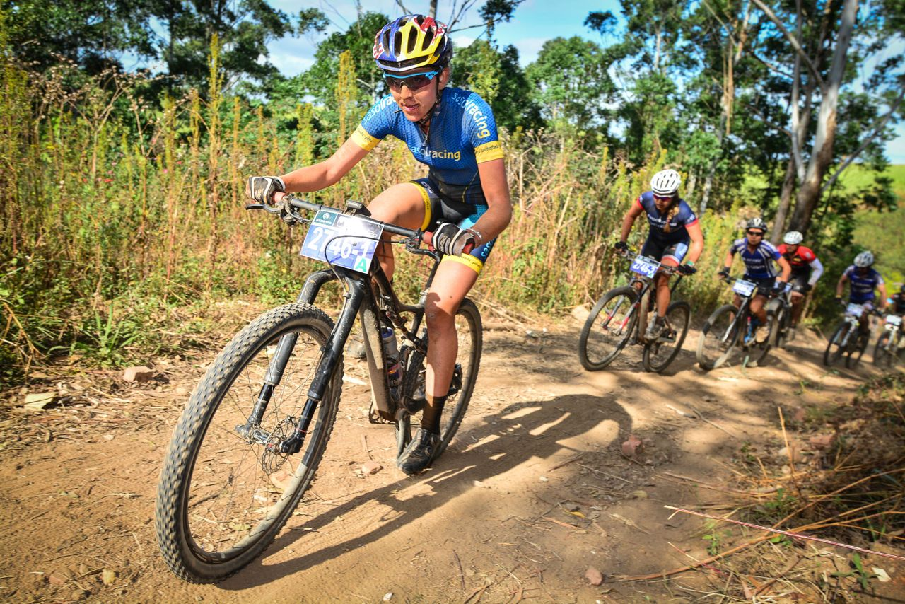 With the African Continental Cross Country title to her name Red Bull/Specialized's Bianca Haw could be a force to be reckoned with in her first National MTB Marathon Championships at the Ashburton Investments National MTB Series Van Gaalen, which doubles up as the 2015 South African Mountain Bike Marathon Championships powered by Stihl on 6 June. Darren Goddard / Gameplan Media