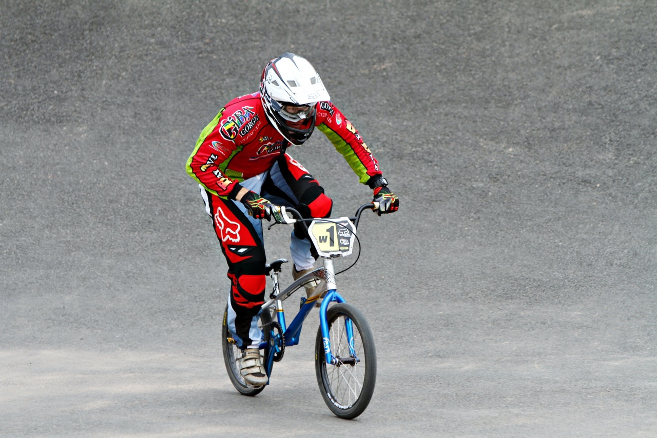 Tyrone Johns (Giba BMX Club KZN) is looking to defend his 2014 World no.1 title this year at the 2015 UCI BMX World Championships in Heusden-Zolder, Belgium, from 21-25 July. Photo: Kevin Bender