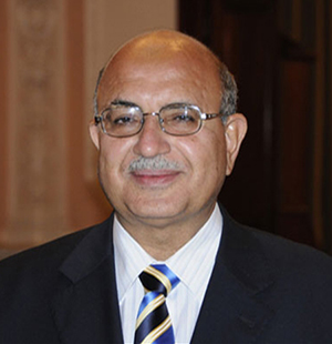 Vice President of the UCI and President of the Confederation of African Cycling,Dr Wagih Azzam, will be in attendance at the 2015 CAC Forum, which takes place in Pietermaritzburg, KwaZulu-Natal, from 3-6 August. Photo: en.africacycling.com