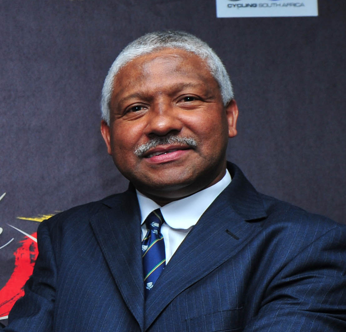 CAC board member and Cycling South Africa President, William Newman, says that there is great benefit in hosting the African countries, both for the city and cycling in South Africa. The 2015CAC Forum takes place in Pietermaritzburg, KwaZulu-Natal, from 3-6 August. Photo: supplied