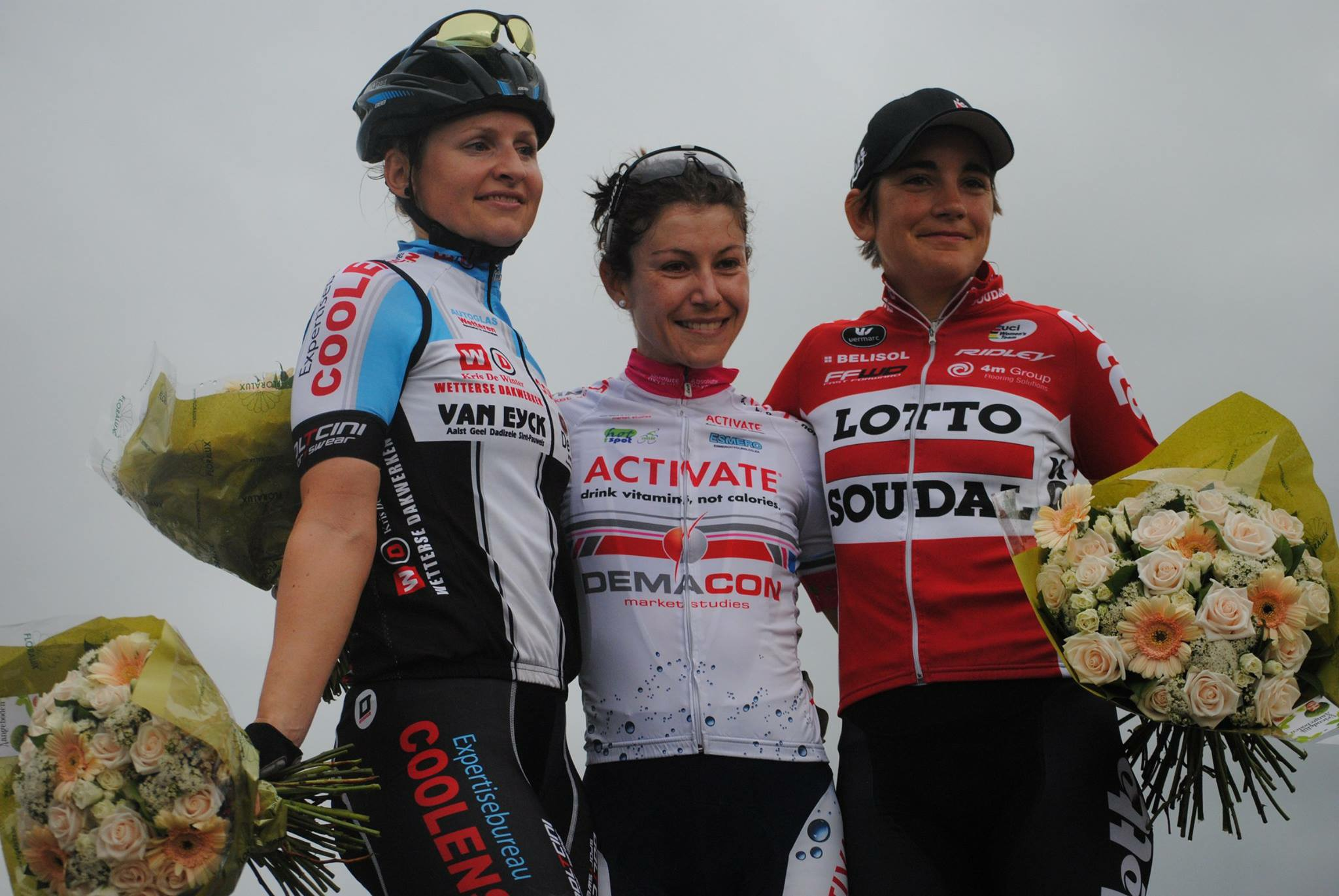 An-Li Kachelhoffer (Team Activate/Demacon) is ecstatic to have a European win behind her, after she won the De Gemeente Ledegem in Belgium on 23 August. Kachelhoffer is now currently competing with the South African Women's Road Cycling Team in the UCI 2.2 stage race, the Tour Cycliste Femini International de l'Ardeche in France from 2-7 September.