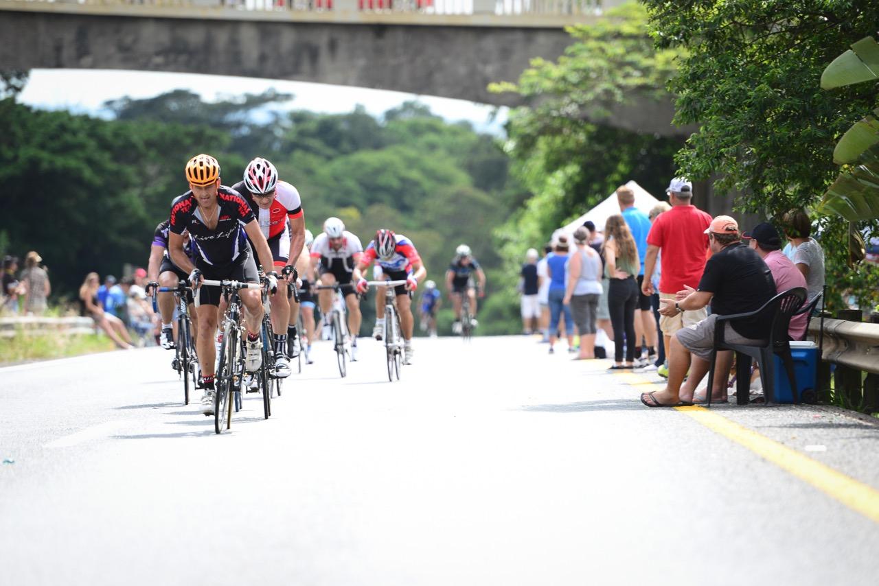 The Masters' categories catered for riders from 30-years-old right up to 81-years-old, all racing in their own age categories for a chance to become a National Champion at the 2016 SA National Road, Time Trial and Para-cycling Championships in Westville, KwaZulu-Natal,on Saturday 13 February.Photo credit: Darren Goddard