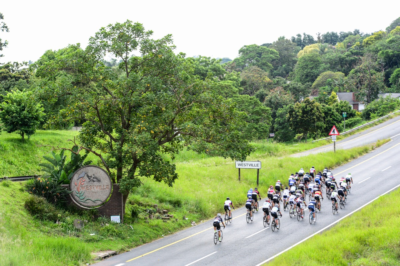 The M13 in Westville was the location for the 2016 SA National Road, Time Trial and Para-cycling Championships in Westville, KwaZulu-Natal, on Saturday 13 February. Photo credit: Darren Goddard