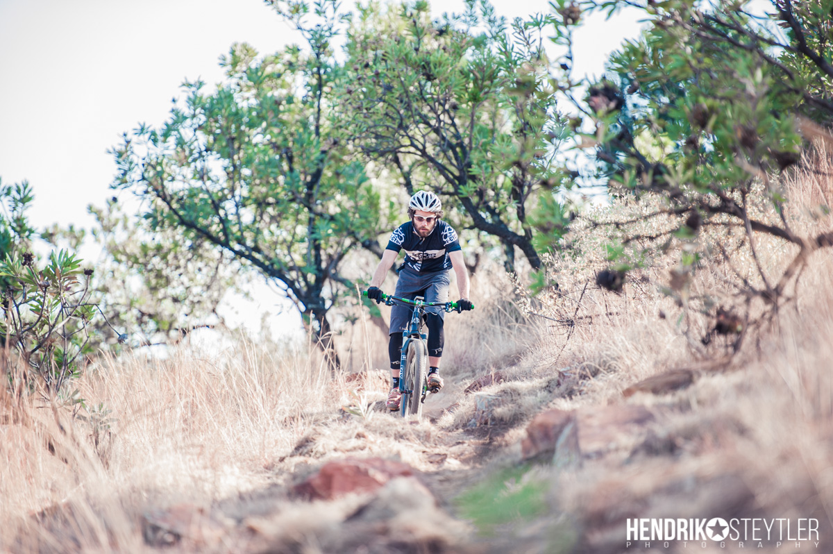 The City of Tshwane invites you to participate in a fun new event on the mountain bike calendar at the Wolwespruit MTB Park in Erasmuskloof on Sunday 27 March 2016. Photo:Hendrik Steytler