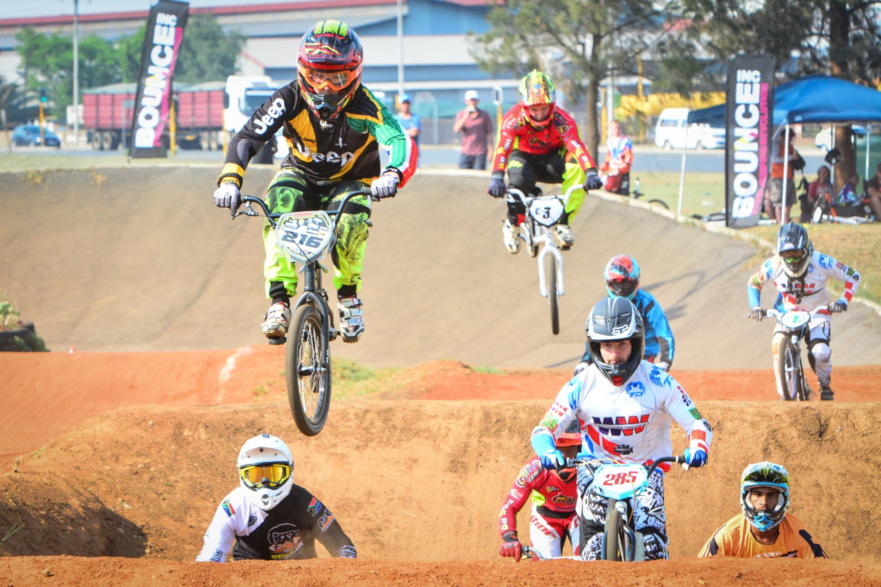Kyle Dodd has recovered well from his hand injury and will be back in action at the 2016 SA BMX National Age Group (NAG) Series Legs 1, 2 and 3 at Lahee Park BMX Club, Pinetown, from 2-3 April.