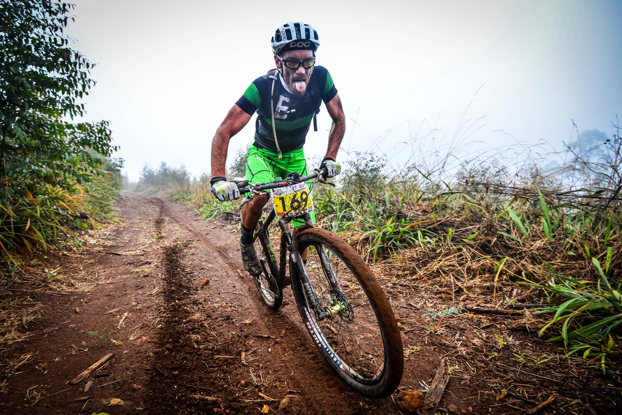 Singlespeed enthusiast, Grant Usher will be heading straight from this year's joBerg2c to the 2016 SA MTB Marathon Championships for Masters 30-and-over, taking place at Cascades MTB Park in Pietermaritzburg on Sunday 1 May. Photo: Darren Goddard