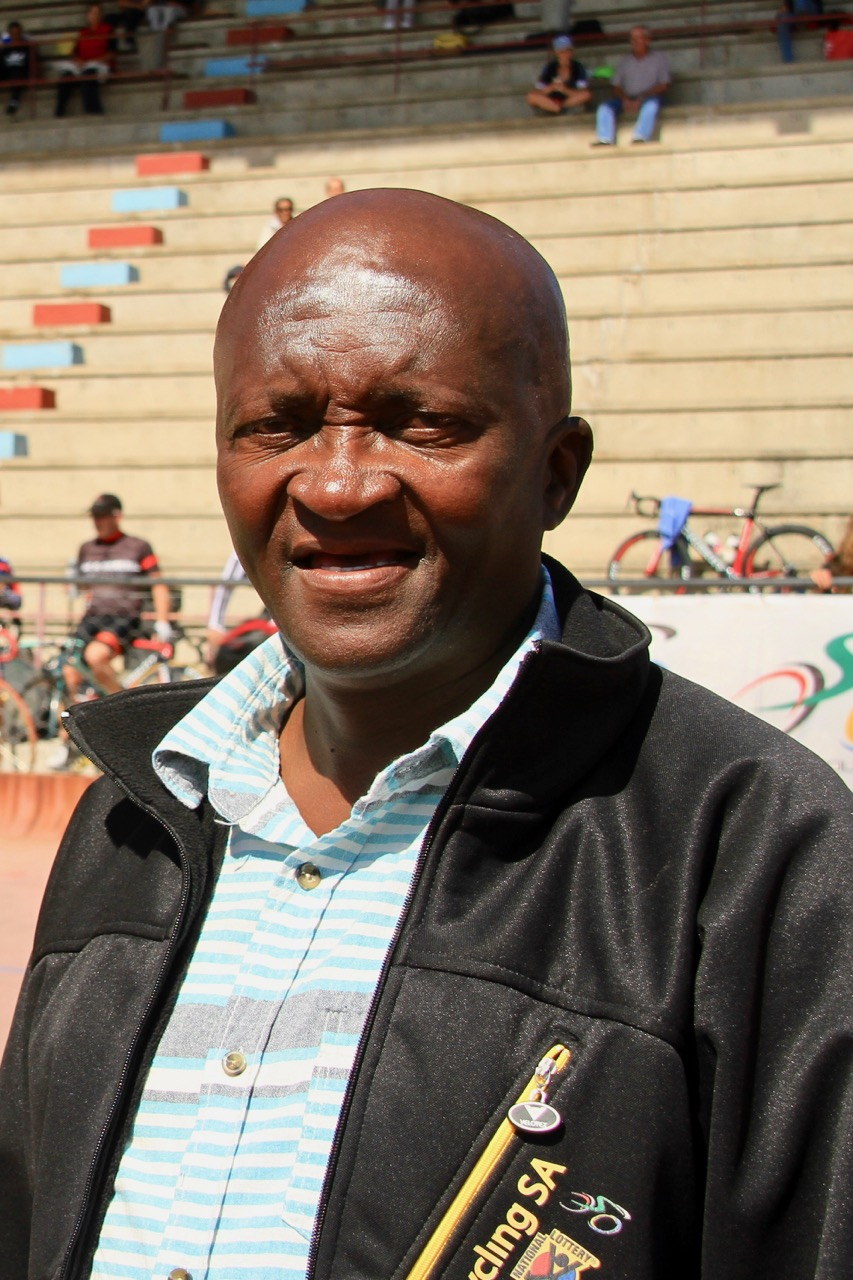 Mr Yster Xatasi, currently serving as Commission Director for Youth, Transformation and Development, was elected Cycling South Africa's Vice President at the recent Elective Annual General Meeting – held in Gauteng on Saturday 19 November 2016. Photo: Mylene Paynter