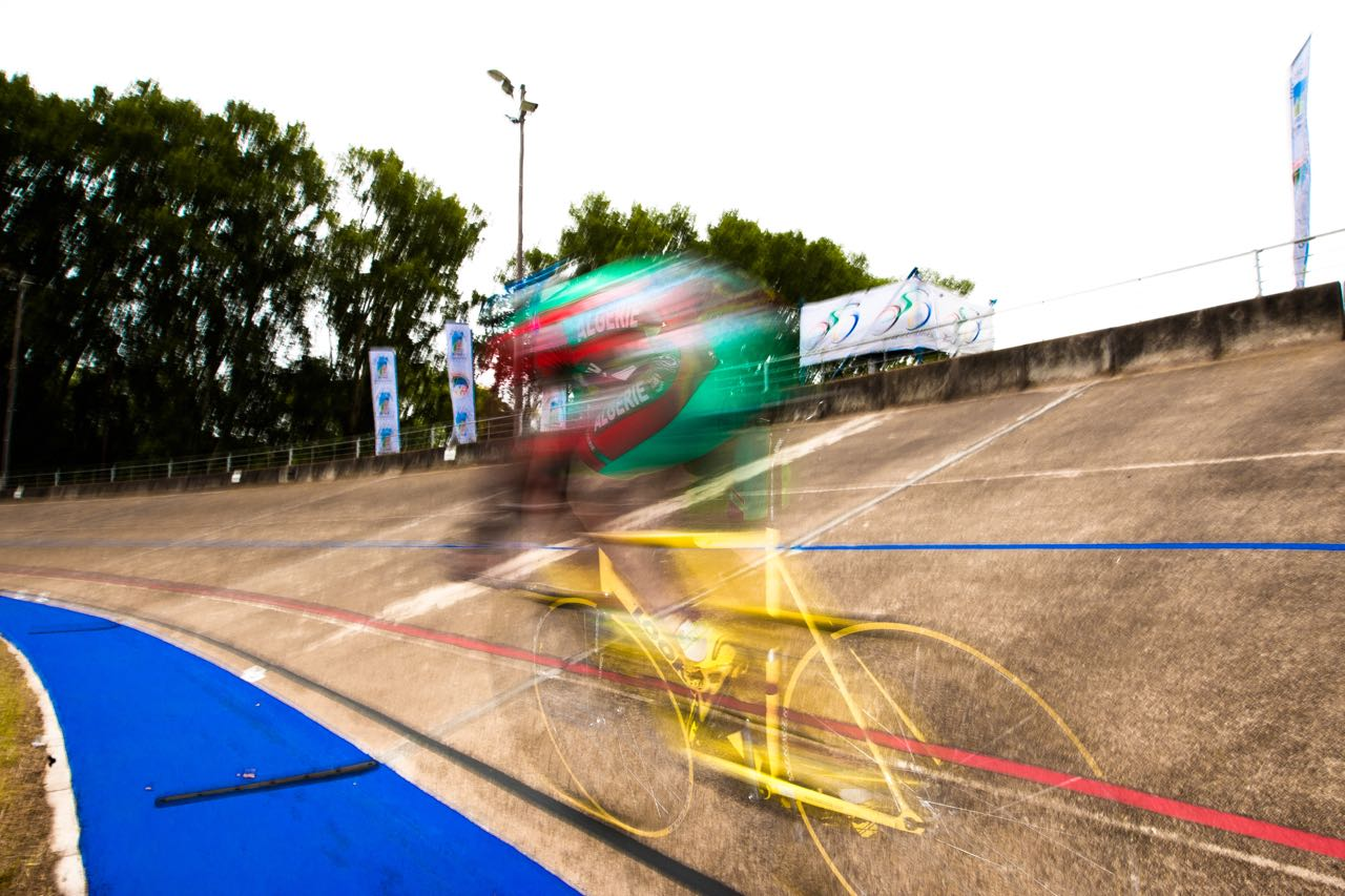Director of the World Cycling Centre Africa, Jean-Pierre van Zyl, will be hosting a Track cycling Training camp from 10-27 March 2017, which will run parallel to the African Continental Track cycling Championships at the Cyril Geoghegan Velodrome in Durban from 20-24 March 2017. Photo: Craig Dutton