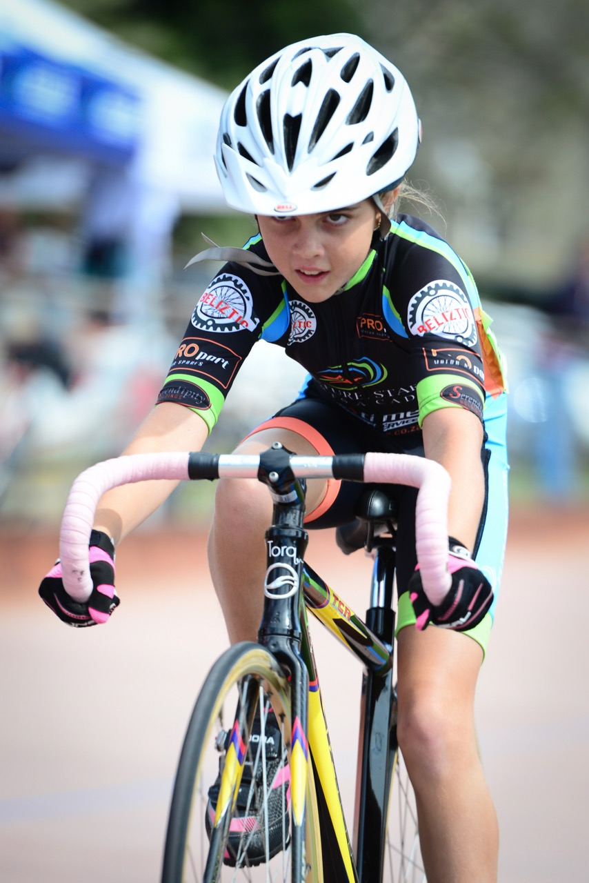 Youth riders participating in the under-11 to under-17 categories must adhere to the rules that are associated with equipment standardisation at the forthcoming South African Track Championships in Bellville (3-8 April). Photo: CyclingSA