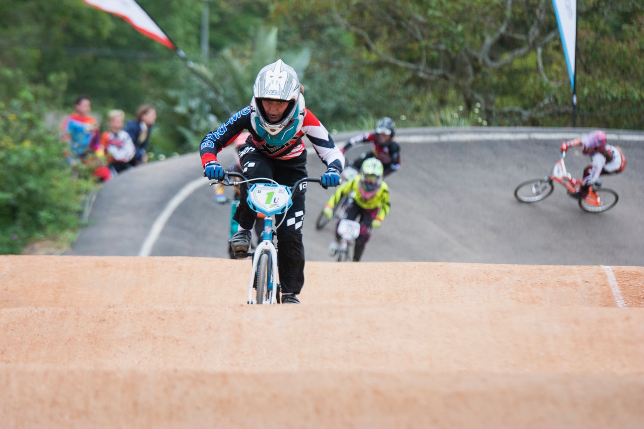 Kita Uys looks ahead to the first rounds of the SA BMX National Age Group (NAG) Series at Germiston BMX Club from 14-16 April. Photo: Supplied