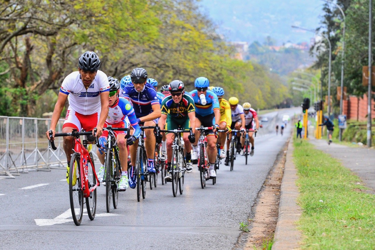 The 2017 UCI Para-cycling Road World Championships will see hundreds of athletes from all over the globe compete for rainbow jerseys from 31 August to 3 September. Photo: Cycling SA