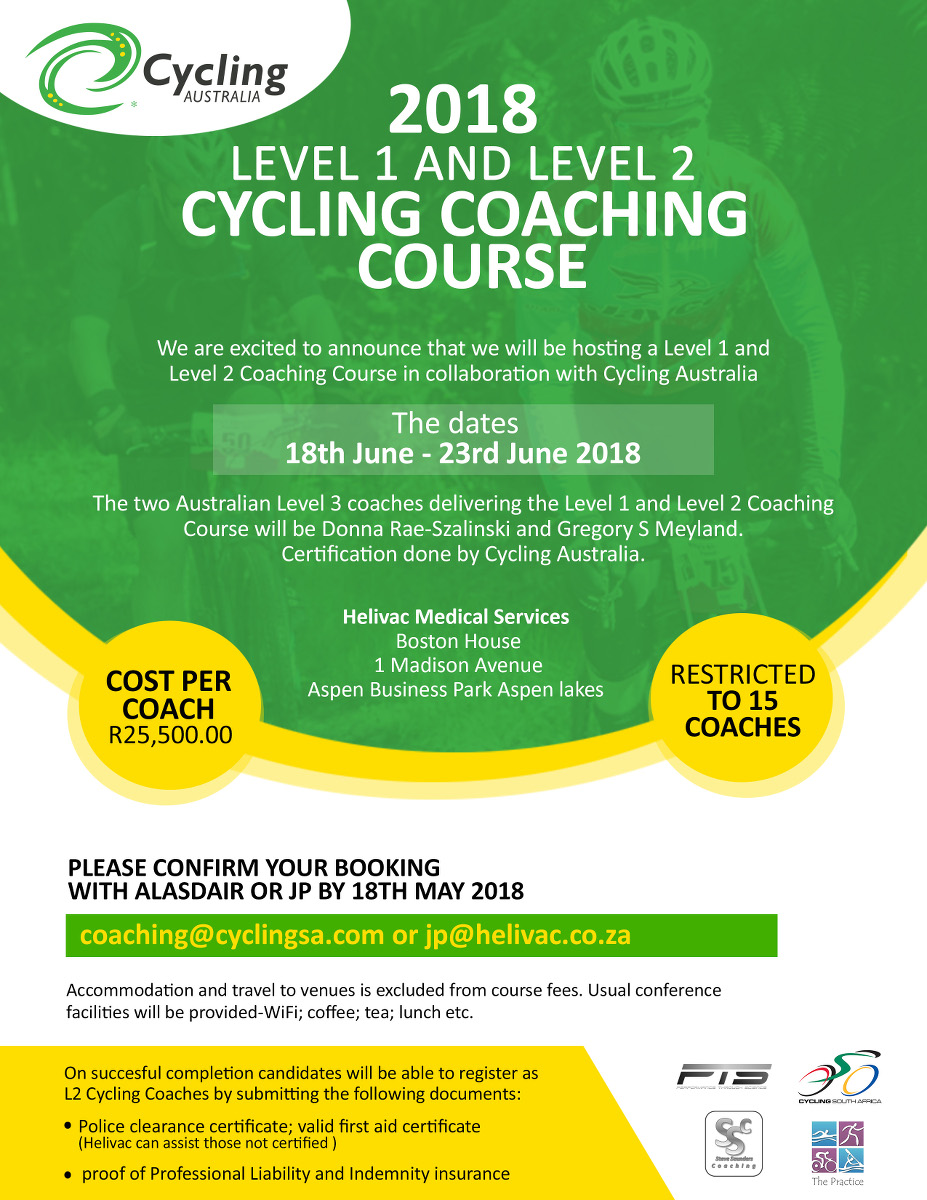 CSA_2018 Level 1 and level 2 Coaching Course Flier-web.jpg