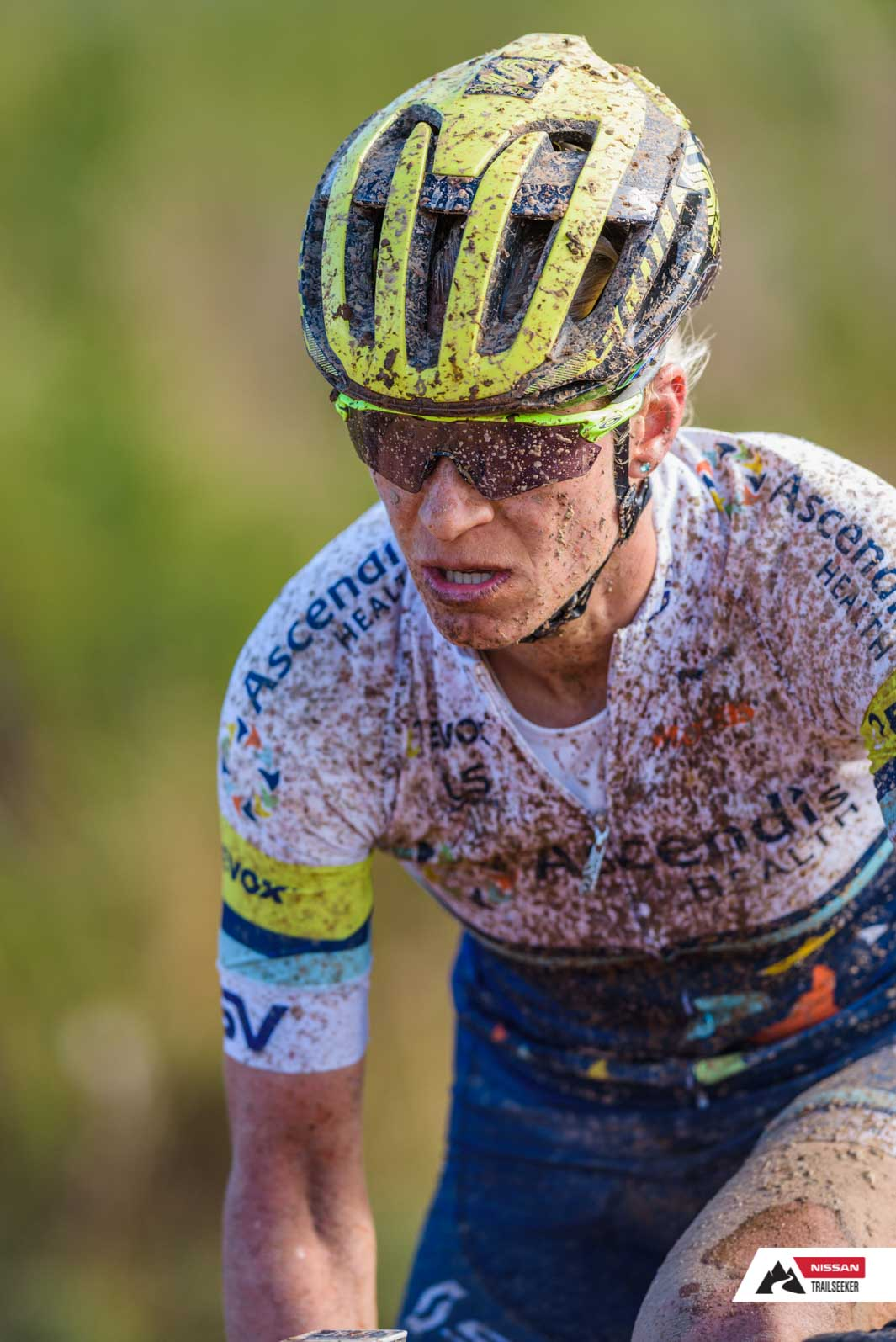 Multiple champion Robyn de Groot (Ascendis Health) won the Elite Women's race at the recent 2018 SA Mountain Bike Marathon Championships on 14 July, winning the epic battle over the 90-kilometre ultra-marathon course in a time of 03:58:47.
